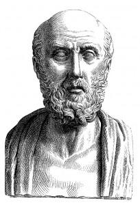 Hippokrateen rintakuva