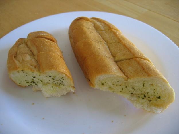 Valkosipulileipä